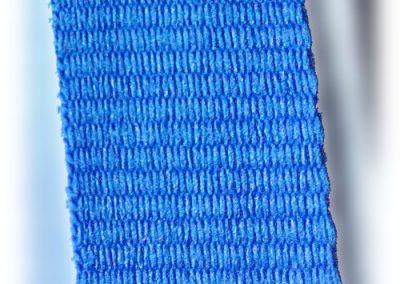 Polyester doux épais