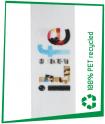 PET 100% recyclé
