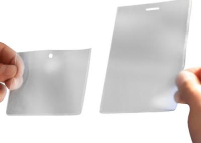 Porte-badge souple A32