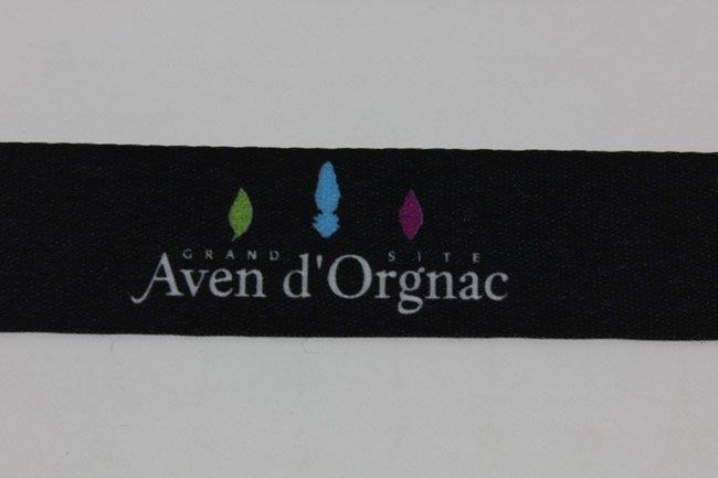 Tour de cou sublimation Aven d'Orgnac